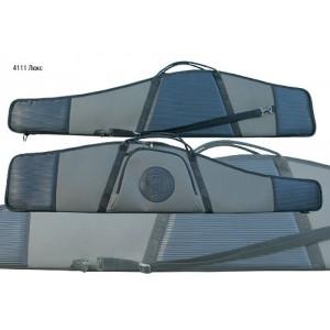 Чехол для ружья с оптикой папка ЛЮКС 110 см
