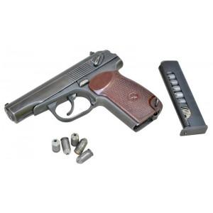Списанный охолощенный пистолет МАКАРОВ-СО (10ТК)