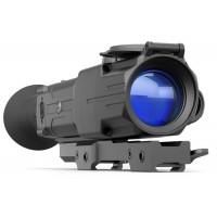 Прицел ночного видения цифровой PULSAR Digisight Ultra N355, 3,5x-14x, WiFi, ИК-освет., до -25С (без крепл.)