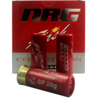 Патрон к12х70-8 28г NRG Flash Piston Sporing (Азот)