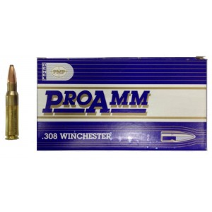 Патрон PMP .308Win SP ProAmm 11,66г