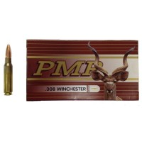 Патрон PMP(.308Win) SP 10,89г  (20шт.)