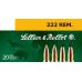 Патрон Sellier&Bellot .222Rem FMJ