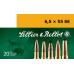 Патрон Sellier&Bellot 6,5x55SE SP 9,1г