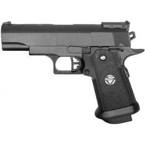 Страйкбольный пистолет Galaxy G.10 Colt 1911 PD mini