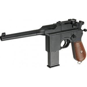 Страйкбольный пистолет Galaxy G.12 Mauser 712