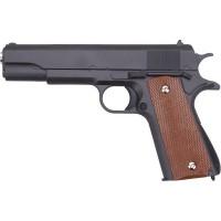 Пистолет GALAXY G.13 Air Soft к.6мм (пружин.) (Colt 1911)