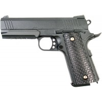 Пистолет GALAXY G.25 Air Soft к.6мм (пружин.) (Colt 1911 PD Rail) (60-70 м/с)