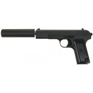 Страйкбольный пистолет Galaxy G.33A TT