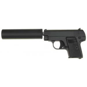 Страйкбольный пистолет Galaxy G.9A Colt 25