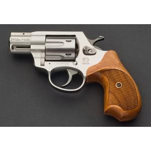 Травматический револьвер ГРОЗА РС-02 из нержавеющей стали