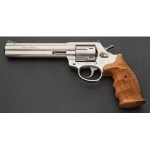 Травматический револьвер ГРОЗА РС-06 из нержавеющей стали