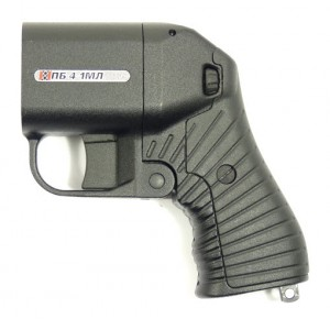 Бесствольное травматическое оружие ПБ-4-1МЛ ОСА