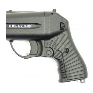 Бесствольное травматическое оружие ПБ-4-2 ОСА