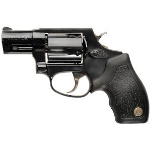 Травматический револьвер TAURUS вороненный