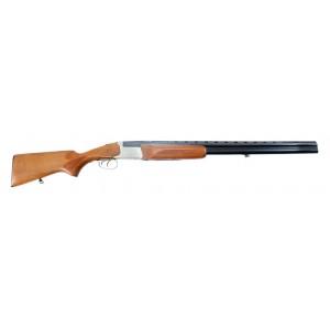 Гладкоствольное ружье MP-27M бук никель (12х76)