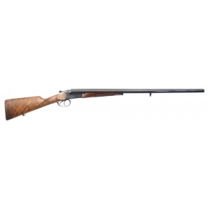 Гладкоствольное ружье MP-43 английское ложе орех (12х70)