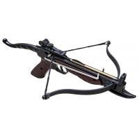Арбалет-пистолет рекурсивный СКАУТ (Ek Cobra Aluminum), под дерево (усил.натяж. - 36кгс) (CR-039W4)