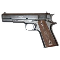 CLT-1911-СО списанный охолощенный пистолет к.10х24, черный (Colt 1911)