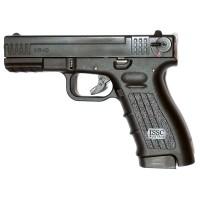 K17-СО списанный охолощенный пистолет к.10ТК (Glock 17; ISSC M22)