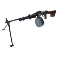 РПДХ списанный охолощенный пулемет Дегтярёва, к.7,62х39
