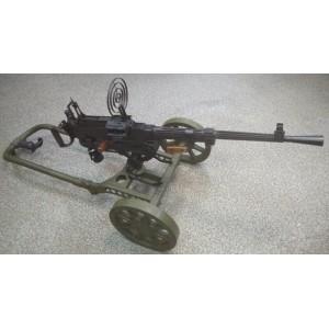 Списанный охолощенный станковый пулемет Горюнова СГМХ (7,62х54R Blank)