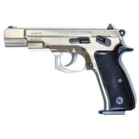 Z75-СО списанный охолощенный пистолет к.10ТК, хром (CZ 75)