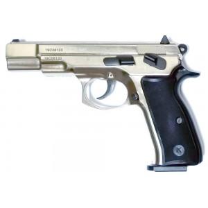 Списанный охолощенный пистолет Z75 KURS (10ТК) хром