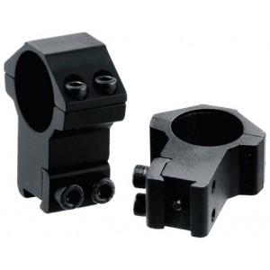 Кольца Leapers AccuShot 25,4 мм на призму 10-12 мм, высокие (RGPM-25H4)