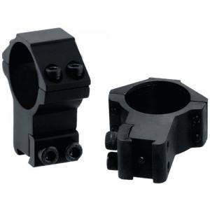 Кольца Leapers AccuShot 30 мм на призму 10-12 мм, высокие (RGPM-30H4)
