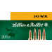 Патрон Sellier&Bellot .243Win SP