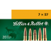 Патрон Sellier&Bellot 7x57 SP