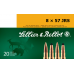 Патрон Sellier&Bellot 8x57JRS SPCE