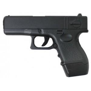Страйкбольный пистолет Galaxy G.16 Glock mini