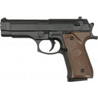 Пистолет GALAXY G.22 Air Soft к.6мм (пружин.) (Beretta 92 mini) 69 м/с