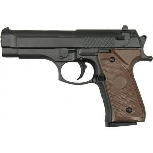 Страйкбольный пистолет Galaxy G.22 Beretta 92 mini