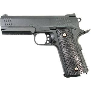 Страйкбольный пистолет Galaxy G.25 Colt 1911 PD Rail