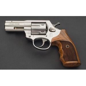 Травматический револьвер ГРОЗА РС-03 из нержавеющей стали