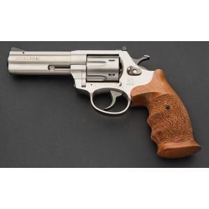 Травматический револьвер ГРОЗА РС-04 из нержавеющей стали