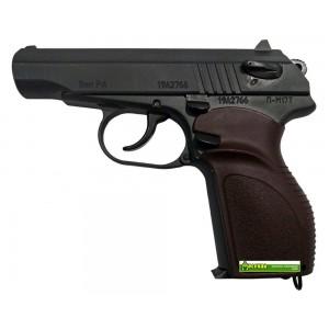 Травматический пистолет П-М17Т с рукояткой Дозор