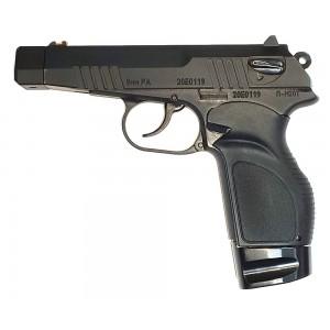 Травматический пистолет П-М20Т с рукояткой Дозор и удлинителем магазина